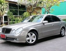 MERCEDES-BENZ E280 Avantgarde 2006 ราคาที่ดี