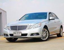 2010 MERCEDES-BENZ E250 CDI รับประกันใช้ดี