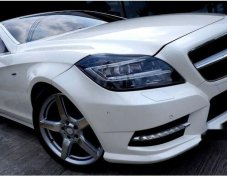 2013 MERCEDES-BENZ CLS250 CDI AMG รับประกันใช้ดี