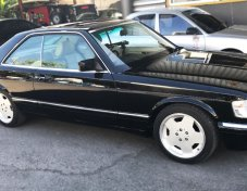 1989 Mercedes-Benz 500SEC