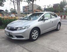 ฟรีดาวน์ไม่ต้องใช้เงินออกรถ ปี 2012 Honda Civic FB รุ่นใหม่ รถสวยสดมาก รับประกัน