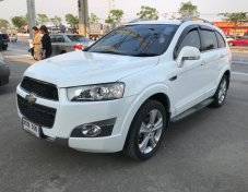 Chevrolet Captiva 2.0 LTZ AWD ปี 2012