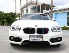 BMW Serirs 1  118i Sport F20 ปี 16