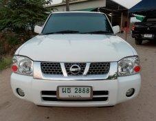 2004 Nissan Frontier 2.7 MT SINGLE YD pickup