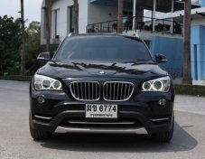 BMW X1 sDrive18i 2013 รถเก๋ง 5 ประตู