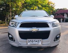2013 Chevrolet Captiva LTZ hatchback