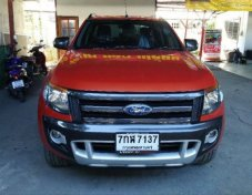 2014 Ford RANGER WildTrak pickup