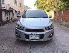 ChevroletSonic  1.4 LTZ ปี 2013