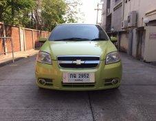 ChevroletAveo 1.4 LTปี 2007