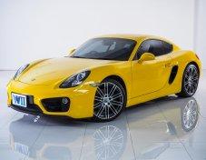 Porsche Cayman 2.7 PDK ปี 2016
