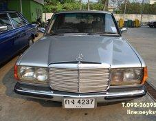 1982 BENZ 240D MT
