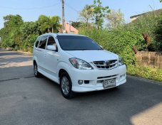2011 Toyota AVANZA E Exclusive hatchback