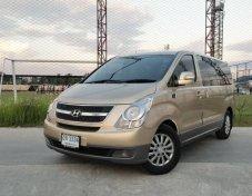 ขาย รถ HYUNDAI H1, 2.5 DELUXE 2009 สีทอง คันนายาว กรุงเทพมหานคร