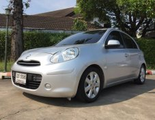 Nissan March. ปี 2012 A/T