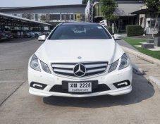 BENZ E250  2012