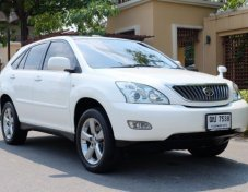2009 TOYOTA HARRIER รับประกันใช้ดี