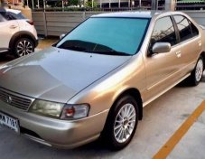 1997 NISSAN SUNNY รับประกันใช้ดี