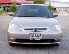 2002 HONDA CIVIC EXi รถเก๋ง 4 ประตู