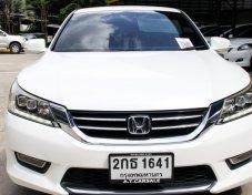 Honda Accord 2.4 EL Navi ปี2013 รถมือแลก