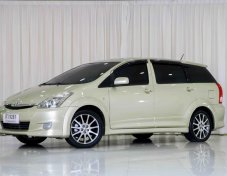 2006 Toyota WISH Q hatchback
