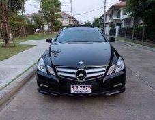ขายรถ MERCEDES-BENZ E250 ที่ ชลบุรี