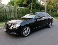 ขายรถ MERCEDES-BENZ E250 CGI ที่ นนทบุรี
