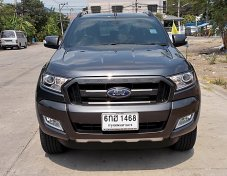 Ford Ranger DoubleCab 2.2 Wildtrak ปี2017