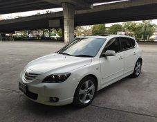 ขายรถ MAZDA3 2.0R AT 5Dr ปี 2006 สีขาว