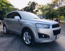 Chevrolet Captiva 2.4 LTZ 4WD (MNC)(MY14) ออโต้ ปี 2558
