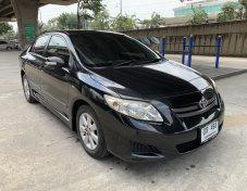 ฟรีดาวน์ Toyota ALTIS 1.6E CNG ปี 2010 รุ่นแก๊สโรงงาน รถมือเดียวประวัติดี