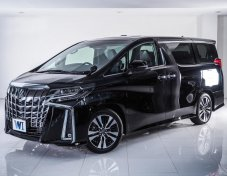 2018 Toyota ALPHARD 2.5 S C-Package