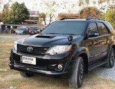2012 Toyota Fortuner TRD suv