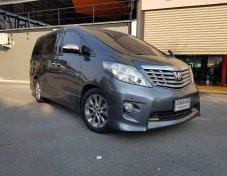 Toyota ALPHARD V 2012 รถตู้/MPV