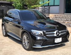 BENZ GLC AMG 4 MATIC 2017