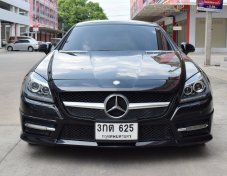 2012 Mercedes-Benz SLK200 AMG Sports coupe