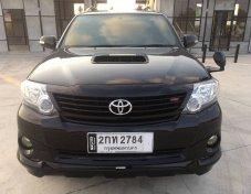 2012 Toyota Fortuner TRD hatchback