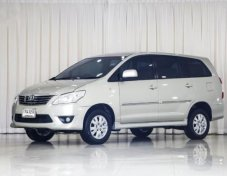 ขายรถ TOYOTA Innova G 2012 รถสวยราคาดี