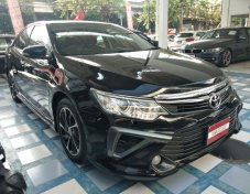TOYOTA  CAMRY 2.0G  EXTREMO 2016