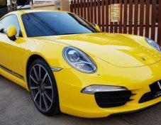 2013 Porsche 911 Carrera PDK coupe