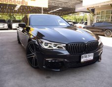 BMW SERIES7 G12 740Li PURE Excellence AT ปี 2016