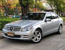 2011 Mercedes-Benz C250 CGI Avantgarde