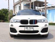 BMW X4 Xdrive 20d M-Sport ปี 16