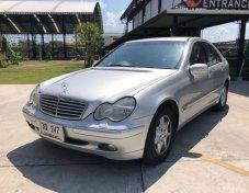 2002 Mercedes-Benz C180 sedan