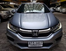 HONDA ALL NEW CITY 1.5 V i-VTEC ปี2017AT