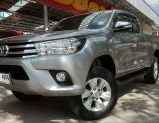 2017 Toyota Hilux Revo G pickup