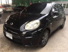 NISSAN MARCH  ปี2011