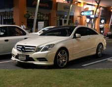 2012 MERCEDES-BENZ E250 รับประกันใช้ดี
