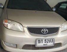 ขายรถ TOYOTA VIOS ที่ ชลบุรี