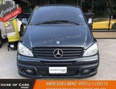 ขายรถ MERCEDES-BENZ Vito ที่ ภูเก็ต