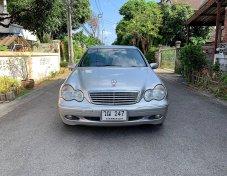 2002 Mercedes-Benz 180 sedan